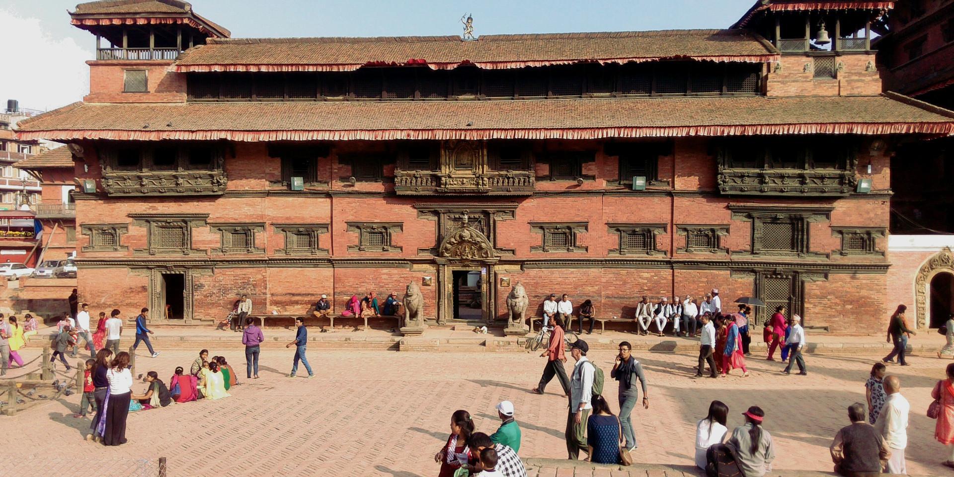 Patan Durbar (Royal Palace).